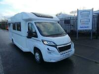 Bailey Autograph 75-4 Lowline 4 berth Rear fixed bed motorhome for sale