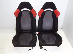 JDM SUBARU WRX STI VERSION 5 STI SEATS GC8 SEATS STI VERSION 5