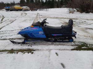 1994 Indy Classic Sled