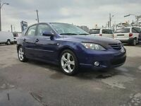 Mazda 3 GT Hatchback 2005 manual