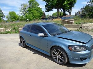 2009 Volvo C30 Coupe (2 door) Small Accident In Front.Mech,A-1