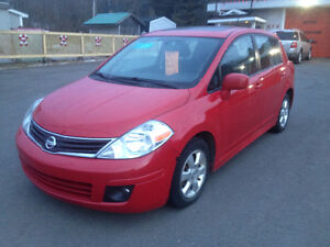 2010 NISSAN VERSA, CHECK OUR OTHER ADS, 832-9000 OR 639-5000