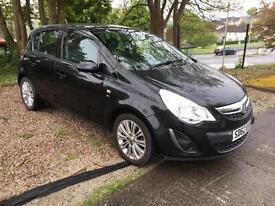 Vauxhall/Opel Corsa 1.2i 16v ( 85ps ) ( a/c ) 2012 62Plate SE