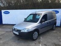 2007 Vauxhall Combo 1.3CDTi 16v 2000 Diesel Van