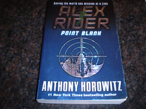 ALEX RIDER BOOKS BY ANTHONY HOROWITZ Windsor Region Ontario image 1