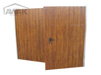 NEW Garage Door-aesthetic and durable 6,56ft (200cm) x 9,84ft (300cm)