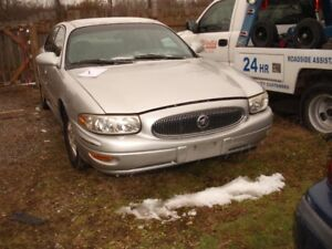 2003 Buick Lesabre Individual Parts For Sale