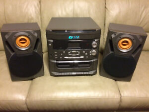 "Home Audio System ""Emerson"""