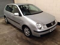 Vw Polo 1.2 Se Full Service History 5 Door Air Con Bluetooth Ideal First Car 3 Month Warranty