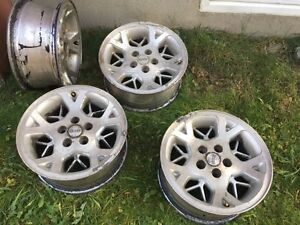 235/70 R16 Rims and Mags (16 inch) West Island Greater Montréal image 1
