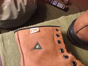 Steel toe work boots Oakville / Halton Region Toronto (GTA) image 2