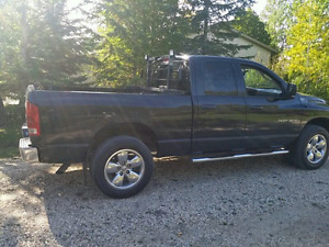 2005 Dodge Ram 1500 4x4 Safetied
