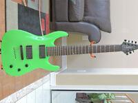 Jackson Slattxmg 3-7  7 String