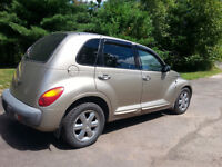 2002 Chrysler PT Cruiser Hatchback