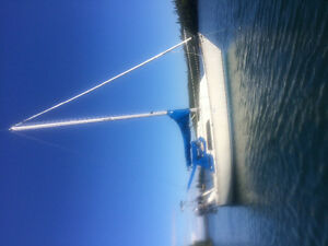25' C and C sailboat for sale