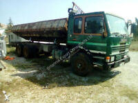 Left hand drive Scania 82 210 Turbo 10 tyres 26 ton tipper.