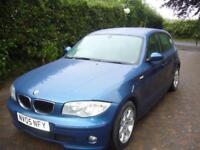 BMW 118 2.0 auto 2005MY i SE