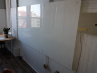 Custom built White Boards excellent for business and home!
