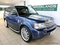 Land Rover Range Rover Sport 2.7 TDV6 HSE [2X SERVICES, SAT NAV, LEATHER, HEATED