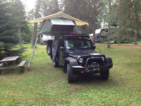 Roof Rack Tent - Universal Fit