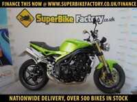 2008 58 TRIUMPH SPEED TRIPLE 1050
