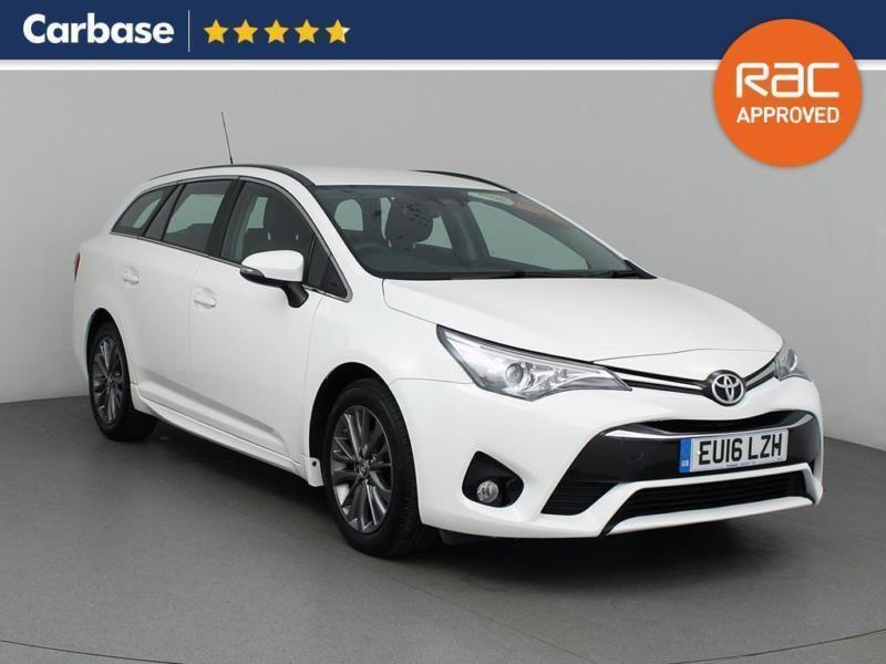 2016 Toyota Avensis 16d Business Edition 5dr Estate In St George