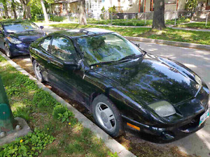 1998 sunfire GT safetied