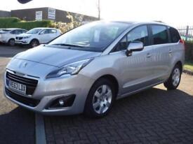 Peugeot 5008 1.6 HDi Auto 7 Seats Left Hand Drive (LHD)