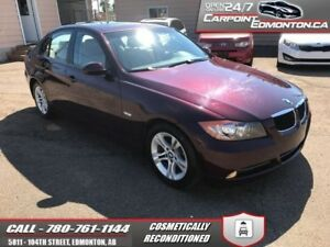 2008 BMW 3 Series 328i IMMACULATE WITH ONLY 94000 KMS!!  INCREDI