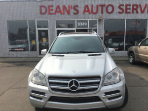 2012 Mercedes-Benz GL-Class GL -  350 SUV, Crossover