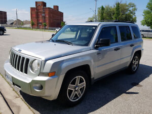 *MUST SEE* 2008 Jeep Patriot Mint Condition!!!  LOW KM!!!!!