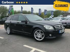 2009 MERCEDES BENZ C CLASS C220 CDI Sport 5dr Auto Estate