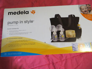 Medela pump in style with tote bag breast pump electric