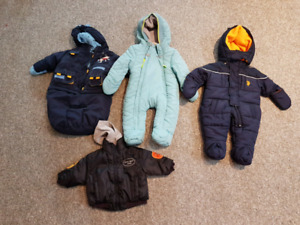 Baby winter coats Brighton