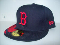 NEW ERA : 7 1/2 : BOSTON RED SOX  FITTED MLB CAP CASQUETTE City of Montréal Greater Montréal Preview