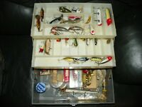 Cash ! Cash Paid for your Old Fishing Lures, Tackle, Decoys...