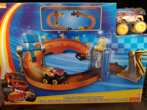 Blaze and the monster machines - victory speedway