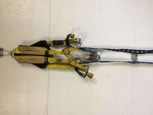 Used Fall Protection Equipment - Make An Offer St. John's Newfoundland image 2