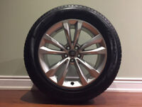 """Audi Q7, 2018  19"""" RIMS AND TIRES Package"""