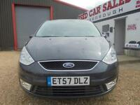 2008 57 FORD GALAXY 2.0 ZETEC 5D 145 BHP