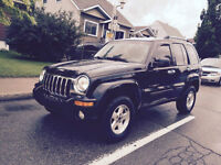 2002 Jeep Liberty VUS 4X4 LIMITED EDITION