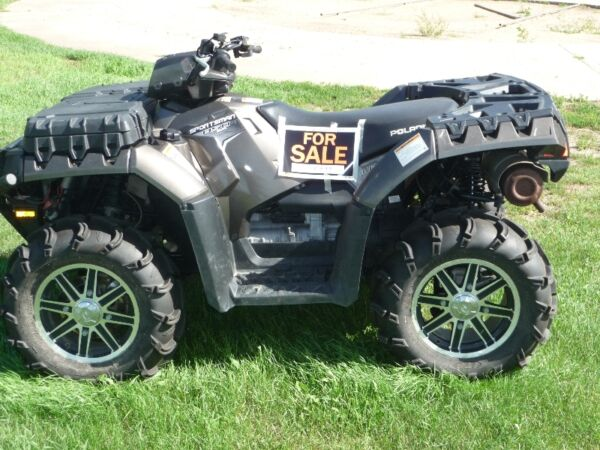 2012 Polaris Sportsman 850 cc