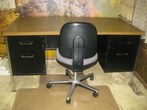Office Desk and Chair !