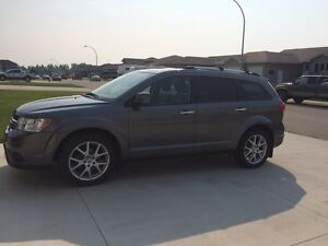 2012 Dodge Journey AWD R/T with Nav and rear DVD
