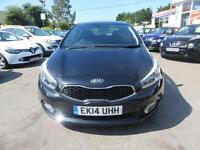 2014 KIA Cee'D 1.6 CRDi 2 Hatchback ISG 5dr
