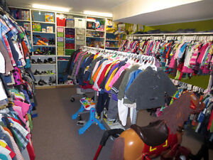 New & Gently Used Children's Clothing, Accys & Toys! London Ontario image 4