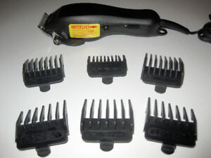CONAIR HAIR CLIPPERS PLUS COMBS MODEL HC200PC