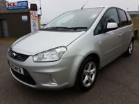 LOW MILEAGE - FORD C-Max 1.6 Zetec, 1 FORMER KEEPER, MPV