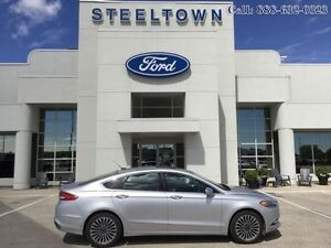 2017 Ford Fusion SE AWD LEATHER/MOONROOF  - $166.06 B/W