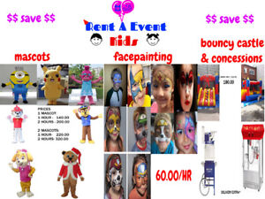 MASCOT PERFORMANCE PARTY SERVICES